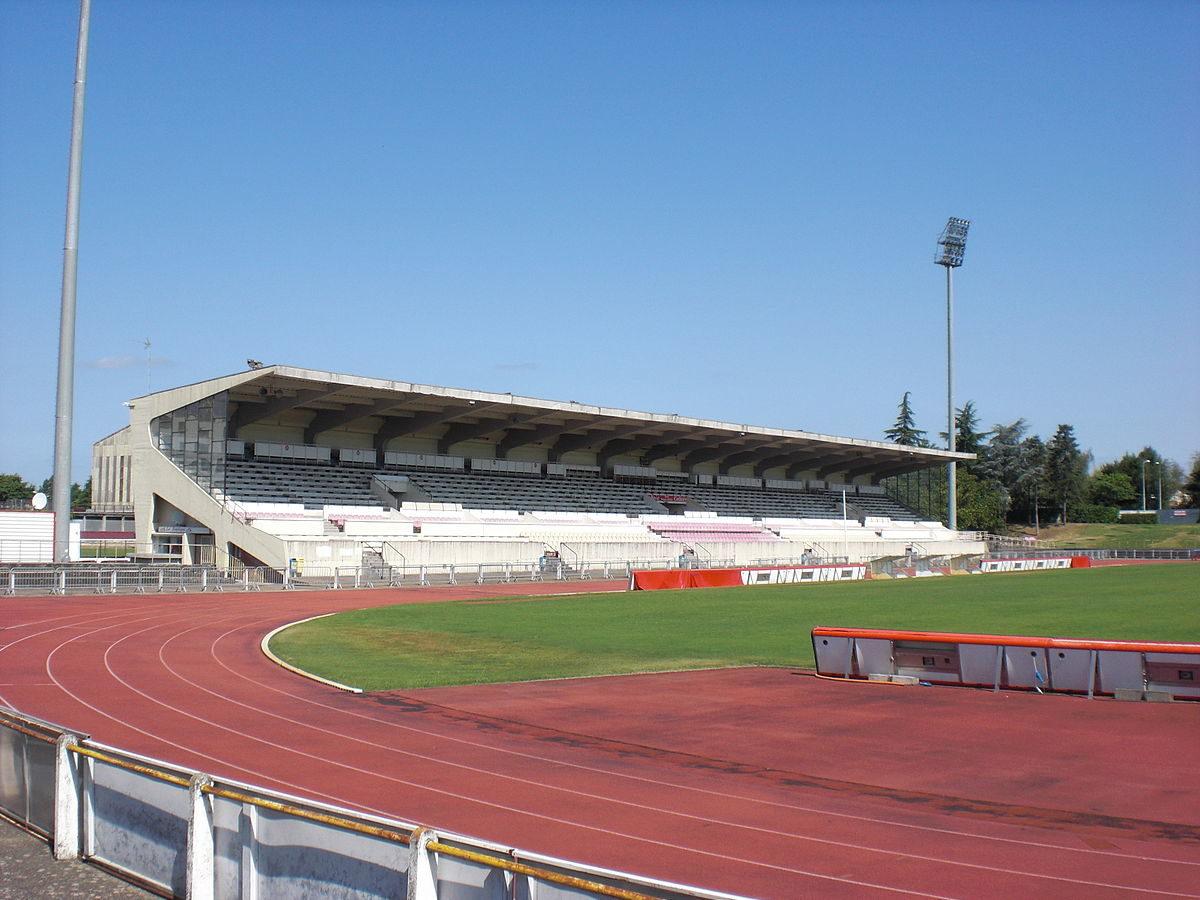 Stade Maurice Boyau DAX